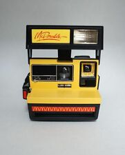 * Vintage * POLAROID * McDonalds * RARE * Limited Edition *