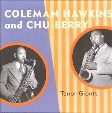 HAWKINS,COLEMAN / BERRY,CHU-TENOR GIANTS CD NEW