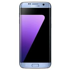 "Samsung Galaxy S7 Edge Dual Sim G935FD 4G 64GB 5.5"" Factory Unlocked Coral Blue"