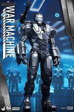 HOT TOYS 1/6 MARVEL IRON MAN 2 MMS331D13 DIECAST WAR MACHINE ACTION FIGURE