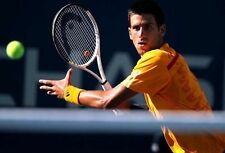 NOVAK DJOKOVIC UNSIGNED PHOTO - 7537 - TENNIS SUPERSTAR