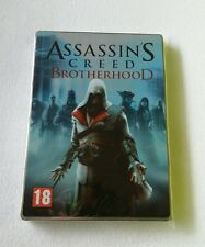 Assassin's Creed Brotherhood Stickerbook / Steelbook
