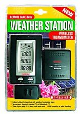 Bosmere K174 Wireless Max/Min Weather Station