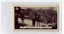 (Jb2339-100)  WILLS AUSTRALIA,BRITAINS DEFENDERS,KING GEORGE,1915#26