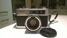 Minolta HI-MATIC 7s 35mm,  cases and fully working - mint