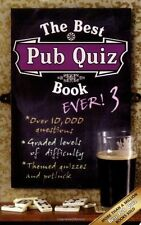 The Best Pub Quiz Book Ever! 3 (Quiz Book) By Roy Preston,Sue Preston