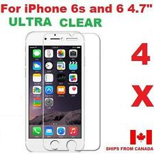 4X Ultra Clear Screen Protector FOR IPHONE 6S and IPHONE 6
