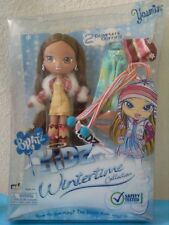 Girlz Girl Bratz Kidz Kid Wintertime Collection Yasmin Doll New Very Rare