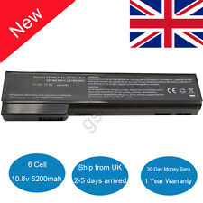 6 Cell Battery for HP Elitebook 8460p 8460w 8560p 628670-001 ProBook 6460b 6565b