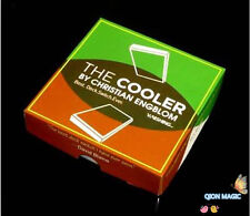 THE COOLER DVD & GIMMICK - Close Up Magic Tricks,CARDS DECK SWITCH
