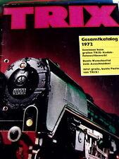 Catalogo TRIX e MINITRIX 1972 treni  - DEU - Tr.5