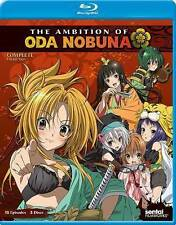 The Ambition of Oda Nobuna (Blu-ray Disc, 2014, 2-Disc Set)
