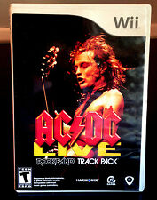 AC/DC ROCK BAND TRACK PACK: WII, Nintendo Wii Video Game