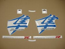 GSX 1300R Hayabusa 2007 full decals stickers graphics kit set labels наклейки 07