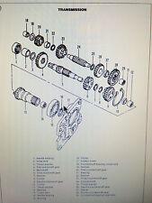 FXR Super Glide Service/Repair Manual 1986-1994