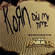Did My Time [Single] by Korn (CD, Jul-2003, Epic (USA)) Metallica