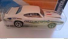 hot wheels '69 Pontiac GTO Judge 165-2012 police (9999)