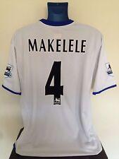 Chelsea FC MAKELELE 04/05 Away Football Shirt (XL) Soccer Jersey
