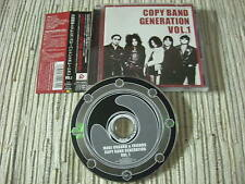 CD J-POP MAKI ONGURO & FRIEND -COPY BAND VOL 1- JAPAN POP MUSIC USADO
