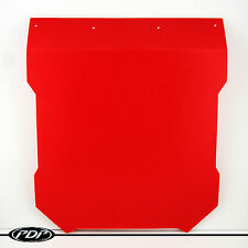2013+ Polaris INDY / RMK Snow Flap, 600 / 800 SNOWMOBILE SNOWFLAP Plain RED