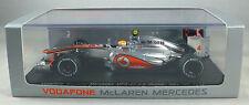 MCLAREN MERCEDES MP4-27 #4 Lewis HAMILTON MONZA 2012 ITALY GP winner SPARK 1:43