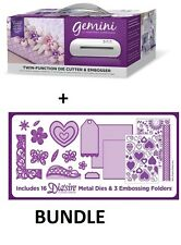 GEMINI Electric Die Cutting & Embossing Machine Bundle by Crafter's Companion