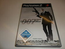 PlayStation 2  PS 2  James Bond - Ein Quantum Trost USK-Einstufung: USK ab 16