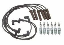 NEW Chevrolet Impala Lumina Malibu Monte Carlo Ignition Wire Set & Spark Plugs