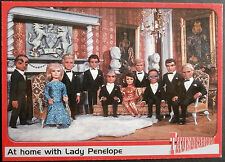 Thunderbirds premium-ultra rare R2-at home with lady penelope-cards inc.