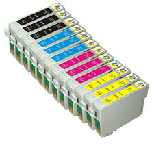 12 PK NON-OEM T069 69 INK EPSON CX7000 NX110 NX200 NX300 NX415 WORKFORCE 310 500