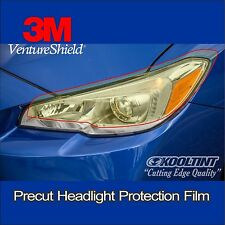 Headlight Protection Film by 3M for 2013-2015 Subaru WRX