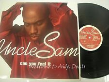 """Uncle Sam, Can You Feel It (VG)12"""""""
