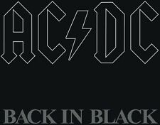 Back In Black - Ac/Dc (2003, CD NIEUW) Remastered