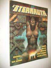 L'ETERNAUTA:N.70 FUMETTI PIù BELLI DEL MONDO E.P.C.FEBBRAIO 1989 VAN HAMMEABULI
