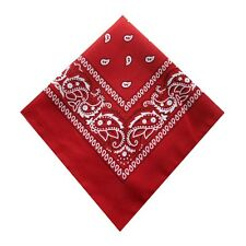 1X Paisley Bandana Bandanna Headwear/Hair Band Scarf Neck Wrap Band Head tie
