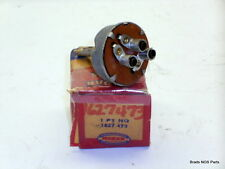 NOS MoPar 1956 Plymouth SINGLE SPEED WIPER SWITCH 1627473