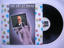 "The Art Of Noise with Max Headroom 12"" - Paranoimia, China Records WOKX9 Ex"