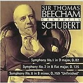 Franz Schubert - Sir Thomas Beecham Conducts Schubert (2002)