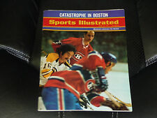 1971 DEREK SANDERSON BRUINS CANADIENS NO LABEL SPORTS ILLUSTRATED EX-MINT