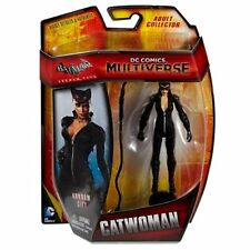 DC COMICS MULTIVERSE ARKHAM CITY CATWOMAN WALGREENS EXCLUSIVE MINT ON CARD