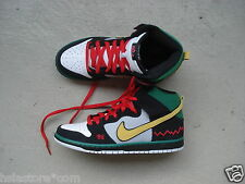 "Nike Air Dunk High Pro Premium Sb 44 ""Mc Rad"" Black History Month Edition"
