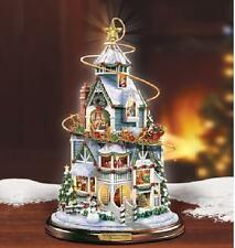 THOMAS KINKADE NIGHT BEFORE CHRISTMAS NARRATING TREE SPEAKING VOICE