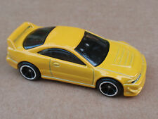 2016 Hot Wheels CUSTOM 01 ACURA INTEGRA GSR 89/250 Night Burnerz LOOSE Yellow