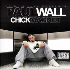 Wall, Paul Chick Magnet CD