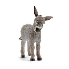 Schleich 13746 Donkey Foal (World of Nature - Farm Life) Plastic Figure