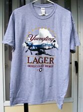 Yuengling Lager Beer We Support Out Troops Tee Shirt BRAND NEW L or XL PA