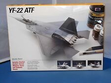 1991 Testors YF-22 ATF Airplane Model Kit Parts Sealed! 1/72 Scale