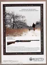 2007 BERETTA Urika 2 SHOTGUN AD Advertising