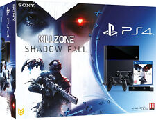 Sony PlayStation 4 (Latest Model)- Killzone Shadow Fall Bundle 500 GB Jet Black