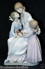 lladro A Gift for Mom Mint Condition! Valentines Day Gift!!!